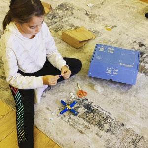 Pınar Çağlar Şahin, 3. sınıf velisi